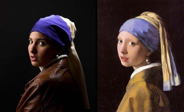 La Otra Mirada de Vermeer - Le Frère