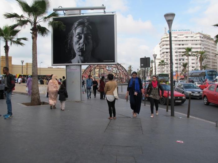 Billboard Festival à Casablanca